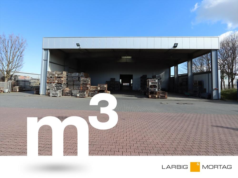 Halle - Lager in Bergheim  zum mieten 32396 | Larbig & Mortag
