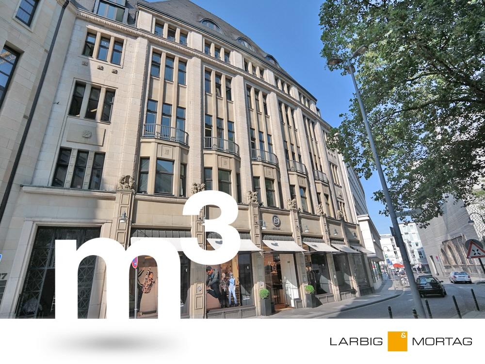 Büro in Köln Altstadt Nord zum mieten 32588 | Larbig & Mortag