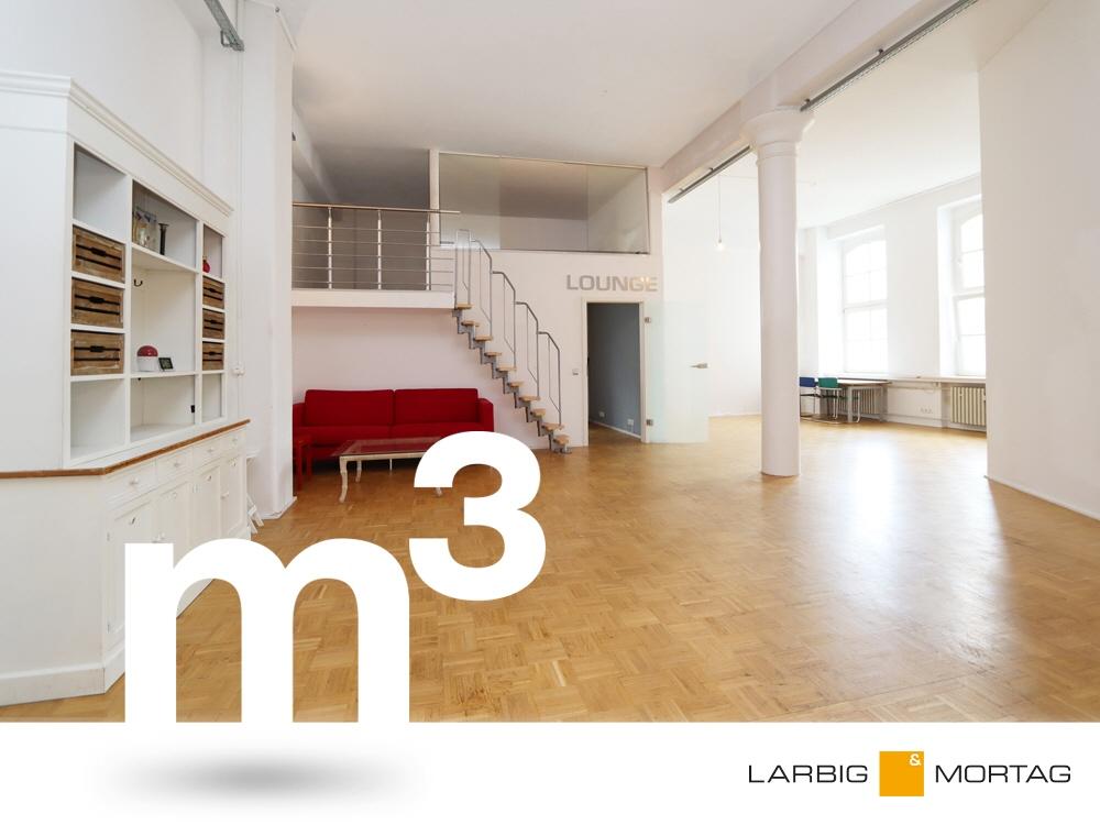 Loft Büro Praxis in Köln Neustadt Nord zum mieten 3058 | Larbig & Mortag