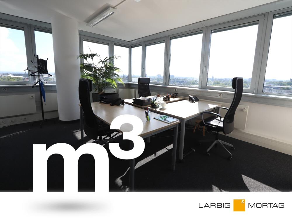 TausendFensterTurm Praxis in Köln Neustadt Süd zum mieten 1554 | Larbig & Mortag