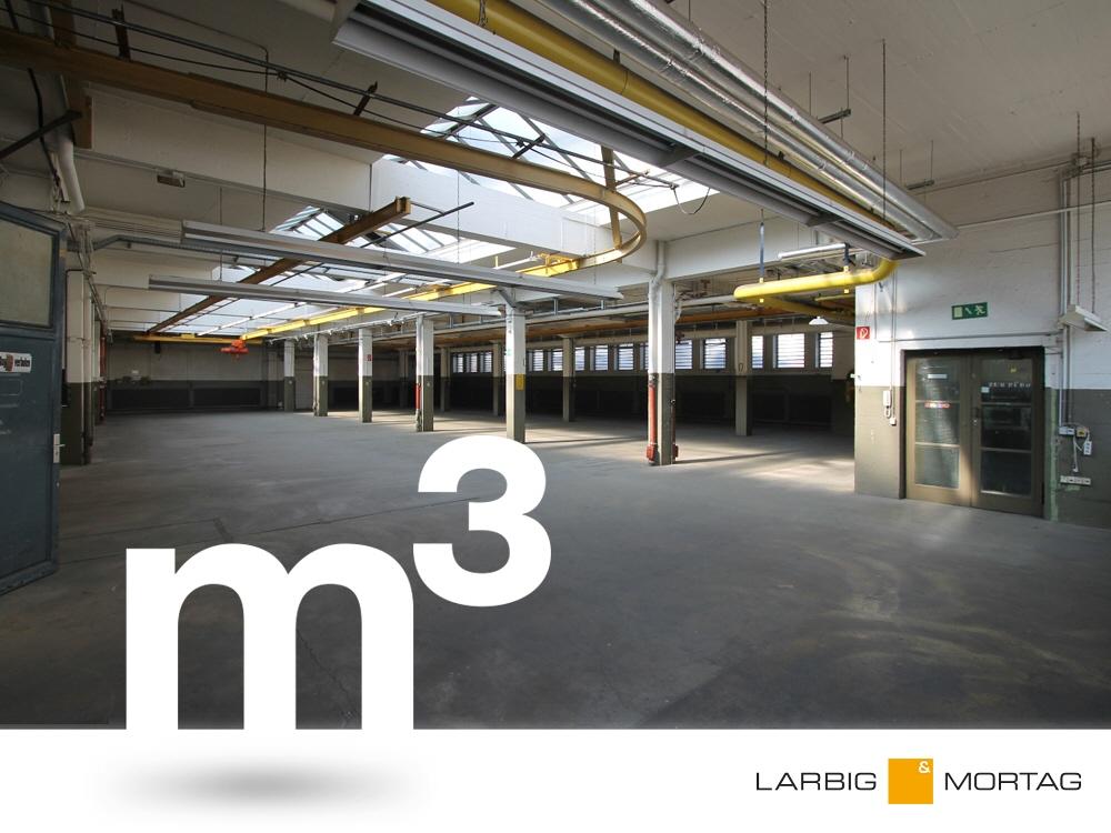 Loft Halle - Lager in Köln Ehrenfeld zum mieten 33068 | Larbig & Mortag