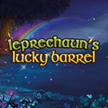 Leprechauns Lucky Barrel