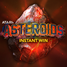 Asteroids Instant Win