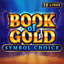 Book of Gold Symbol Choice