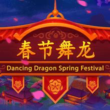 Dancing Dragon Spring Festival