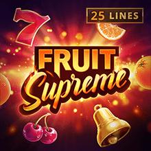 Fruit Supreme 25 Lines