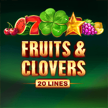 Fruits and Clovers 20 Lines