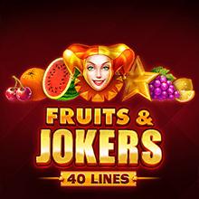 Fruits & Jokers 40 Lines
