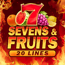 Sevens and Fruits 20 Lines
