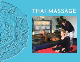 Thai Yoga Massage Training – Level 1