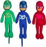 1 Adet Pj Masks Peluş Oyuncak Pijamaskeliler Peluş 60 Cm Catboy-
