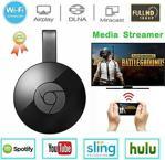 4K Destekli Hdmı Wifi İle Kablosuz Görüntü Aktarıcı Chromecast