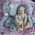 65 cm Büyük Uyku Arkadaşım Peluş Yumuşak Fil