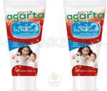 Agarta %100 Doğal Çocuklara Özel 75 ml 2'li Paket Diş Macunu