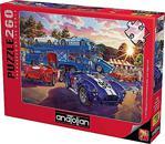 Anatolian Araba Yarışı 260 Parça Puzzle