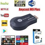 Anycast M9 Plus 2020 Model Hdmi Kablosuz Görüntü Ve Ses Aktarıcı