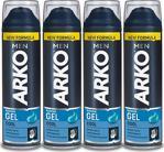 Arko Men Cool 200 Ml 4'Lü Paket Tıraş Jeli