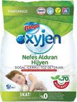 Bingo Oxyjen Parfümsüz Doğal İçerikli 4 kg 4'lü Paket Toz Deterjan
