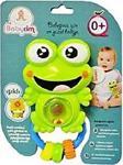 Birlik Oyuncak Babycim Çıngırak Kurbağa - Sesli , Pilli