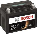 Bosch 8 Amper (Ytx9-4 / Ytx9-Bs) M6010 Agm Motosiklet Aküsü