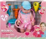 Boubou Bebek Doktor Seti