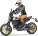 Bruder Ducati Scrambler Desert Motorsi̇klet Ve Sürücüsü Br63051