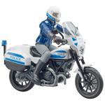Bruder Polis Memuru Ducati Motorsiklet Br62731
