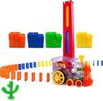 Can Toys Pilli Dominolu Tren Kutulu 80 Parça
