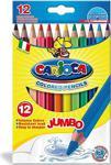 Carioca Kalın Kuru Boya Kalemi 12'li