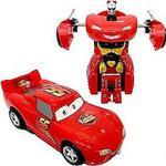 Cars Robota Dönüşen Çek Bırak Araba Şimşek McQueen