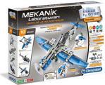 Clementoni 64996 Mekanik Laboratuvarı Uçaklar ve Helikopterler