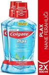 Colgate Plax Nane Ferahlığı 500 Ml 2 Adet Gargara