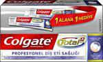 Colgate Total Profesyonel Diş Eti Sağlığı 75 ml 2'li Paket Diş Macunu
