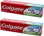 Colgate Üçlü Etki 50 ml x2 Adet Diş Macunu