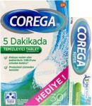 Corega Super Naneli Yapıştırıcı Krem 40 gr + 30'lu Tablet Diş Protezi Temizleyici