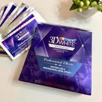 Crest 3D White Professional Effects Diş Beyazlatma Bantları (10 Bant)