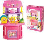 Dede Barbie Mutfak Şefi Oyun Seti