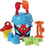 Dede Spiderman Büyük Kova Set