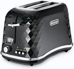 Delonghi Ctj 2003 Bk Brillante Ekmek Kızartma Makinesi
