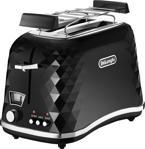 Delonghi Ctj 2103.Bk Brillante Siyah Ekmek Kızartma Makinesi