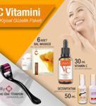 Dermaroller C Vitamini Kür Paketi