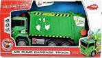 Dickie Toys Hava Pompalı Çöp Kamyonu