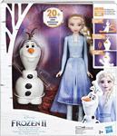 Disney Frozen 2 Konuşan Olaf Ve Elsa E5508