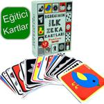 Diytoy Flash Cards Bebeğimin İlk Zeka Kartları