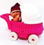 Efe Oyuncak Kırmızı Puset'Te Et Bebek