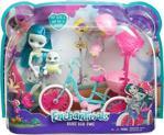 Enchantimals Bebek ve Bisikleti Oyuncak Seti Kız Evcilik Oyuncak