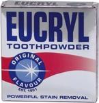 Eucryl Original Smokers 50 Gr Diş Tozu
