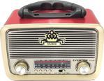 Everton Rt-301Bt Usb Sd Tf Kart Girişli Aux Bluetooth Destekli Nostaljik Radyo