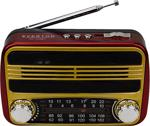 Everton RT-310BT Şarjlı USB ve TF Kart Girişli Nostaljik Radyo