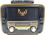 Everton RT-806 Bluetooth USB SD Aux FM Radyolu Nostaljik Müzik Kutusu